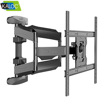 Adjustable Ultra Slim Swivel Tilt TV Wall Mount up and down tv mount 32 to 70 inch up to 100 lbs max VESA 600*400