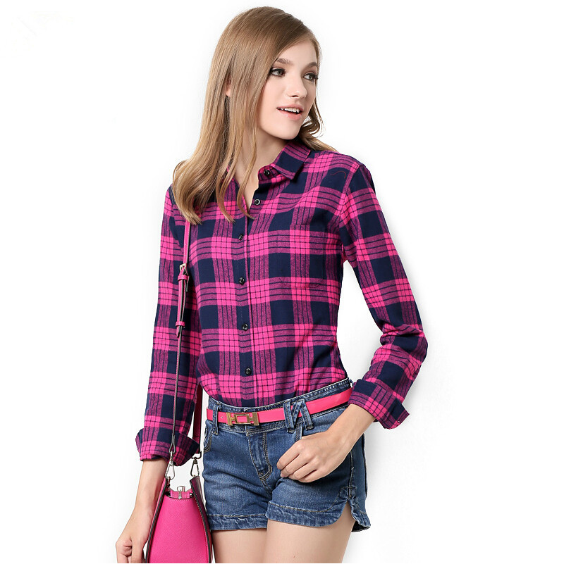 Cheap Womens Red Plaid Shirts Find Womens Red Plaid Shirts Deals On