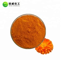 Pure Natural Lutein Calendula Officinalis Extract Xanthophyll Powder