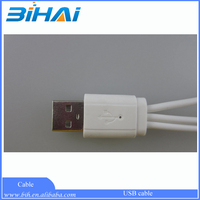 20CM Universal 3 IN 1 USB Cable USB Sync Data Charging Charger Cable for iPhone 4s 5s 6s Android