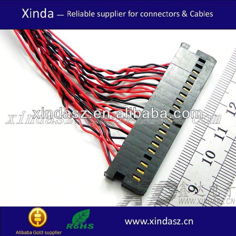 lcd cable tester lcd cable pinout