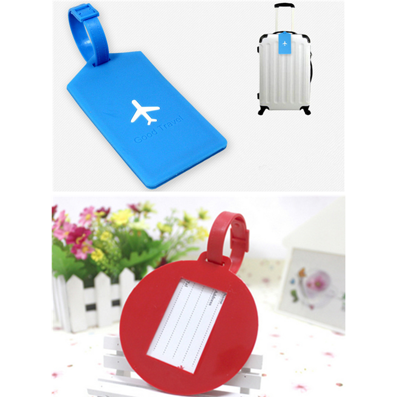Luggage Tag Silicone, Custom Buggage Tag, Promotional Luaggage Tag