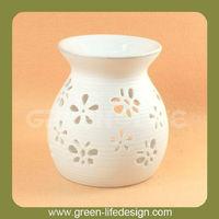10.7cm Round top aroma oil burner