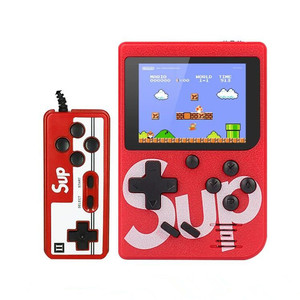 Wholesale A Retro 8-Bit 3 Inch Color LCD Kids Color Portable Built-in 400 in 1 games Mini pocket Handheld Game Consol player