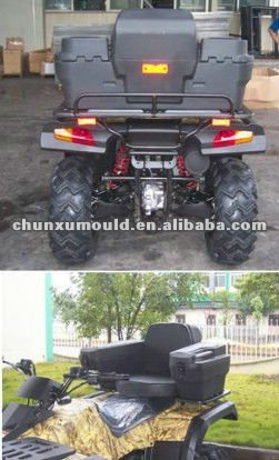 supply rotomoulding storage ATV box , roto-moulded plastic ATV box