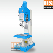 z5150 vertical drilling machine, spindle travel 250mm, automatic feed spindle gear can tapping
