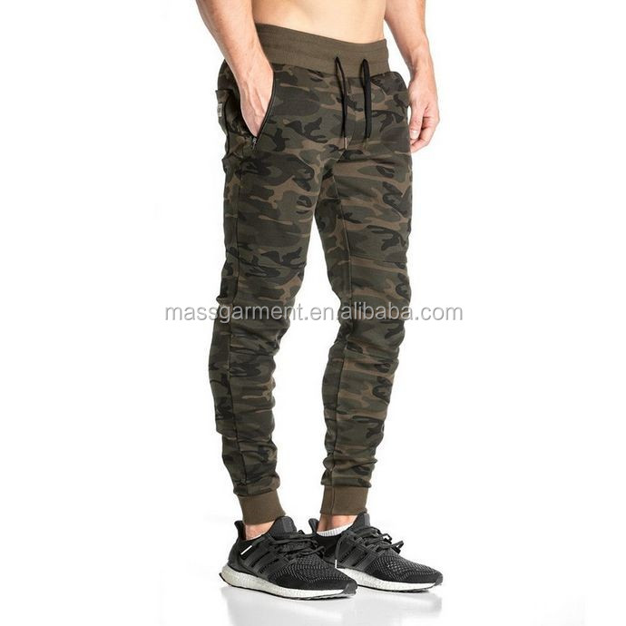 Camo Military Jogger Athletic Gym Pants Großhandel