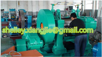 XK-360 Open Mixing Mill / Two Roll Mixing Mill