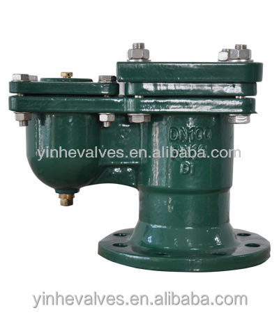 DN25-DN250 flanged orifice air valve