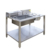 0.95m Wrapping Powder Table with 1 Bowl and 1 Basin