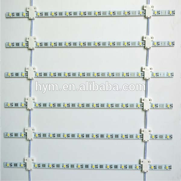 LED rigid strip ladder light