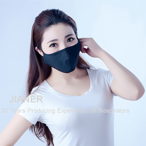 Factory price washable cotton anti dust custom printed dust mask