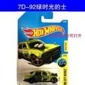 New Arrival 2017 Hot Wheels NO 92 GREEN TAXI Metal Diecast Cars Collection Kids Toys Vehicle