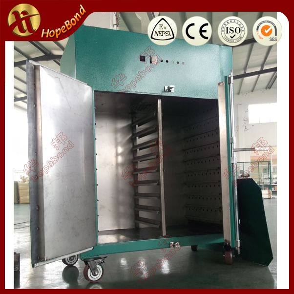 Industrial tray fish drying oven/seaweed drying machine/food dehydrator machine