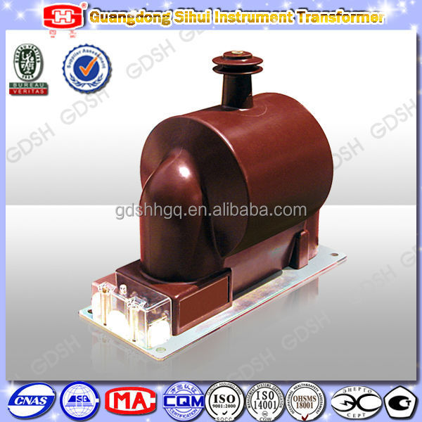 Single Phase Indoor Potential Transformer Secondary 100V 110V 120V 115V 220V 230V