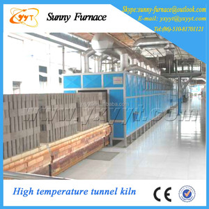 Factory Made Brick Making Machine,Clay Brick Tunnel Kiln For Sale