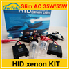 Factory price ceramic base mini hid kit 35W/55W hid kit