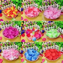 Wholesale paper flower petal rose print,rose petals organic (AM-FP-015)
