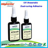 HT 8326 UV/anaerobic dual-curing structure adhesive for magnets and magnetic tile