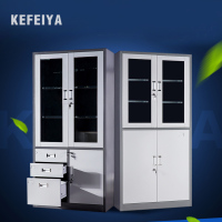 Kefeiya Office Furniture Commercial Modern Filing Design Steel Cabinets