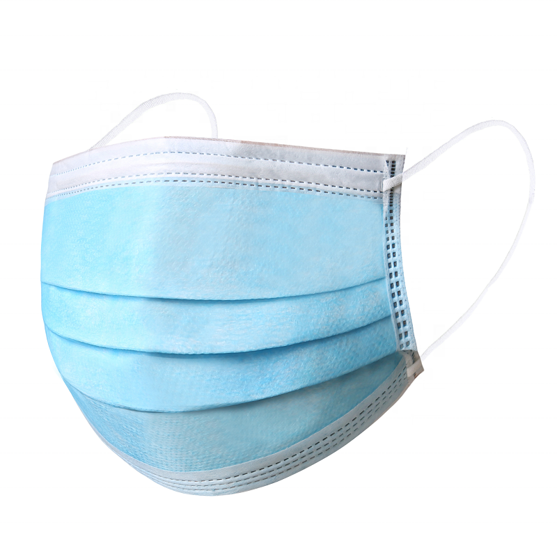 Elastic Fda Approval Disposable Earloop Surgical Protective Nonwoven Mask Face Medical
