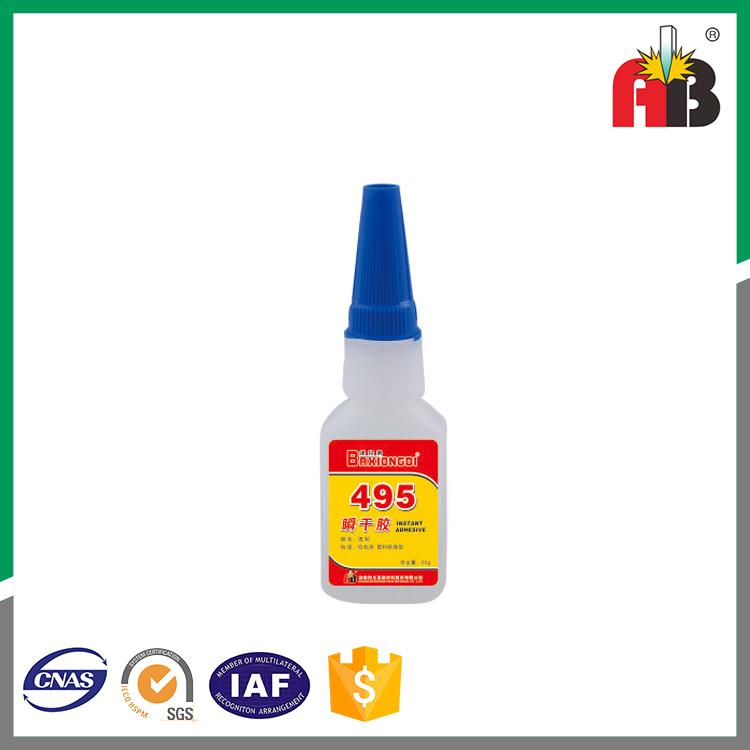 Factory wholesale instant super glue for bonding for Electrical Equipment