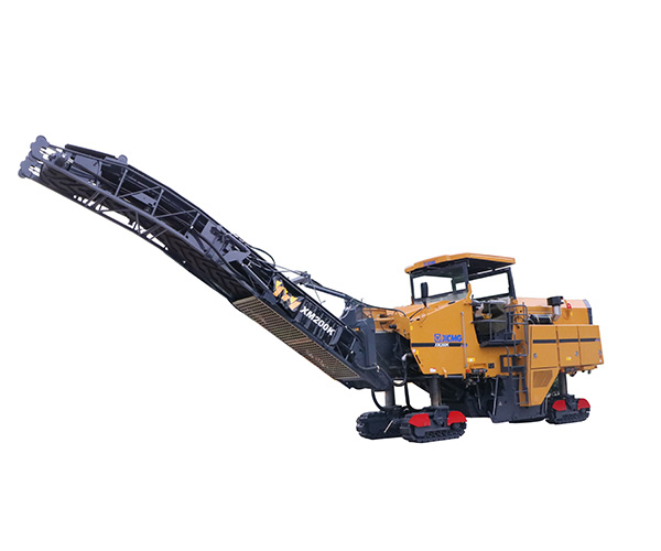 XCMG XM200K Best asphalt cold milling machine price in Chile