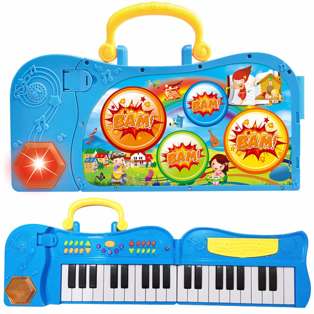 electronic music keyboard educational toys for toddlers