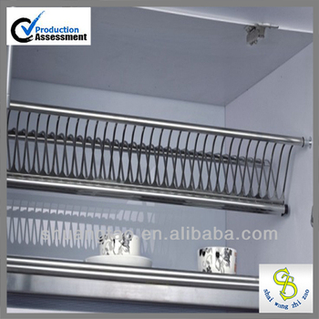 stainless steel 201 kitchen cabinet dish rack & Stainless Steel 201 Kitchen Cabinet Dish Rack - Buy Dish Rack ...