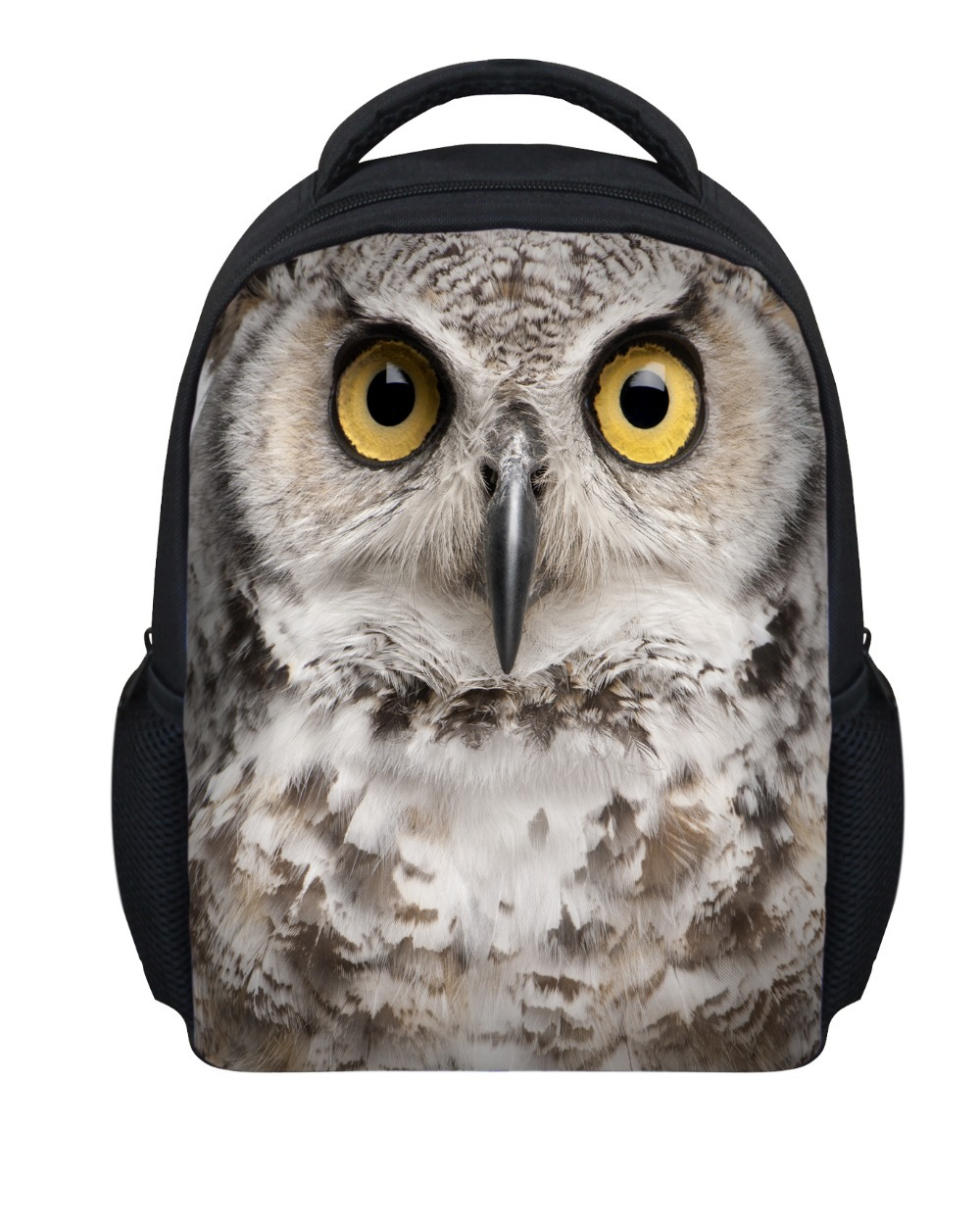 741345c04561 Buy mini 3d animals backpack for boys children school bags for kindergarten  baby cool owl girls backpacks child kids bagpack mochila in Cheap Price on  ...