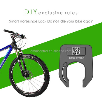 Bicycle Digital Safe Lock With Gps Tracker Control Real-time Position Bike  Anti-theft Bluetooth Lock System - Buy Remote Safe Lock For Bike Sharing