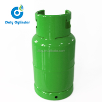Cairo Hot Selling 15KG Gas Can/Bottle/Tank/Cylinder For Gas Station Company