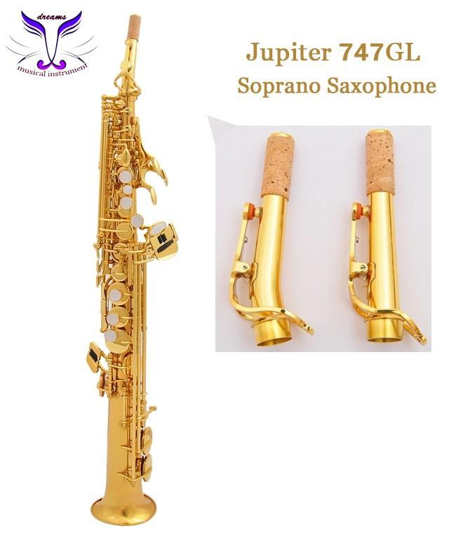 jupiter soprano saxophone gold lacquer for sale. Black Bedroom Furniture Sets. Home Design Ideas
