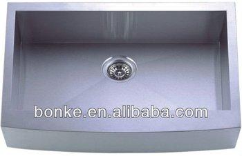 Undermount Handmade Sink of KHS3621F, apron front kitchen sink, View ...