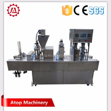 China supplier auto injectable dry powder filling machine for sale