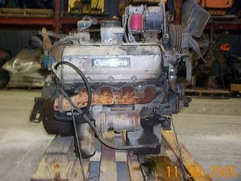 Cummins 555 Engine