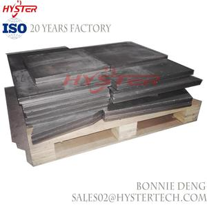 Wear Resistant Ni Hard Cast Iron Wear Plates for chute liners