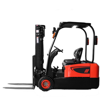 Shytgernew Condition Electric Forklift /1 8 Ton Small Capacity 3-wheel  Electric Forklift Truck/forklift Truck Used For Warehouse - Buy Side Loader