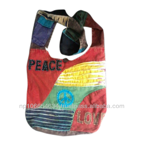Nepal Cotton Bags (CB-023)