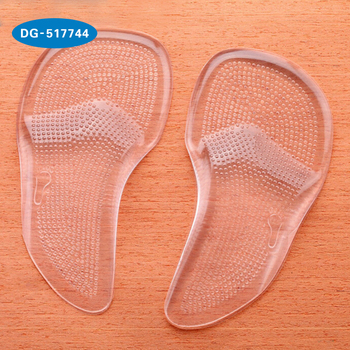 c21fedc901 Gel Metatarsal Forefoot Arch Support Shoe Inserts Cushion Insoles Pad
