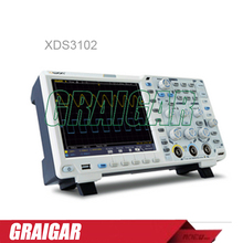 XDS3202A OWON n-in-1 DSO Digital Oscilloscope,data logger+multimeter+waveform generator functions as n-in-1 200MHz and 2Gs/s