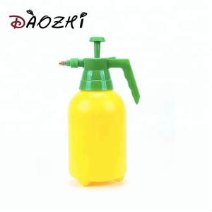 yellow cheap price home using 2 1 litre car wash foam hand pump garden sprayer with logo
