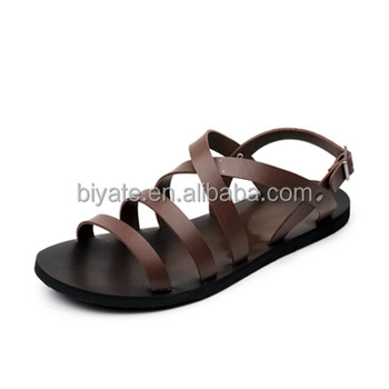 fbfce20ace9 Girls summer leather sandals beautiful girls sandals 2017 flat sandals  design