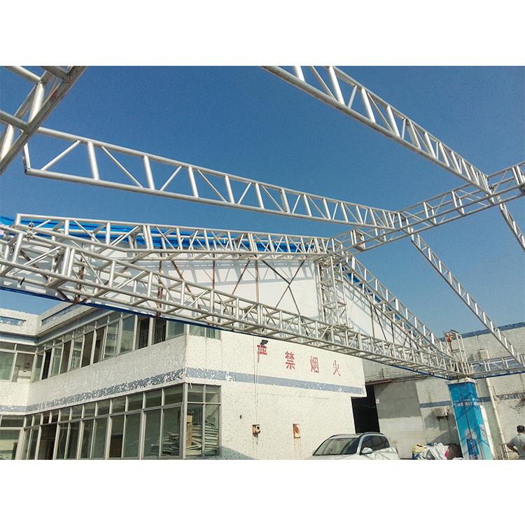 Einfache Bedienung Aluminium Bühne Rahmen Truss Struktur ...