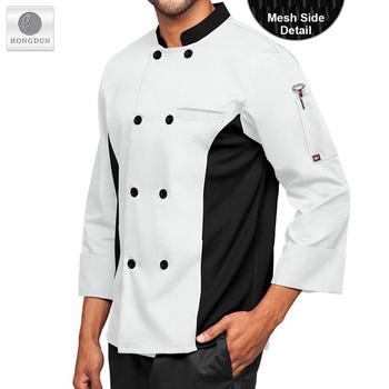 Veste De Cuisine Grande Taille Buy Veste De Cuisine Uniformes De