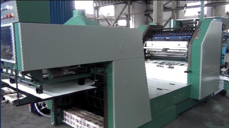 High Speed Automatic Used Gravure Printing Machine Price