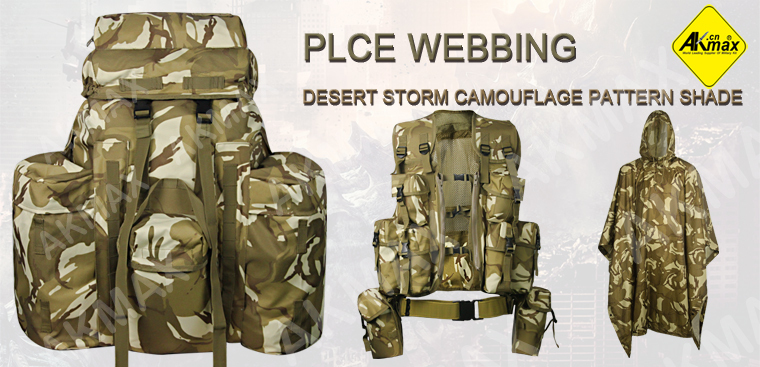 US Government Issue Backpack Cover Desert Camo From Desert Storm War Military