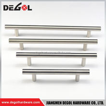Fancy New design stainless steel tube types of fancy t bar modular furniture hardware