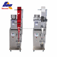 Stainless steel 304 sachet seed packaging machine ,granule spice sachet packaging machine ,cube sugar pouch packing machine