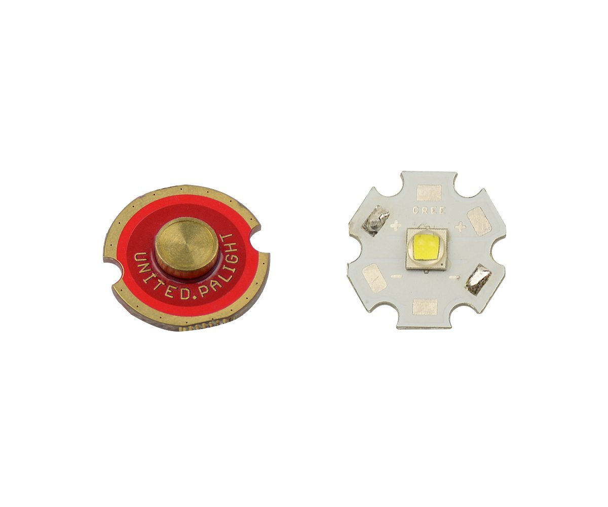 Cheap Circuit Board For Cree Led Find Torch Get Quotations L2 3c Color Warm Light 20mm Diameter Plus Xml Flashlight Driver 37v